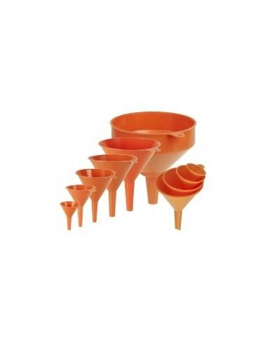 Entonnoirs pour hydrocarbures vrac -  diamètre:jeu de 4 : 50 / 75 / 100 / 120 mm