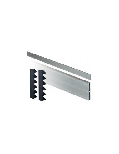 Regle de maçon vrac - caractéristiques:1 embout de règle 100 x 18 mm