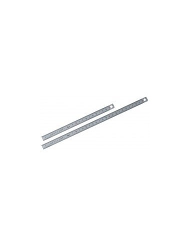 Reglets vrac - caractéristiques:acier mat flexible longueur:250 mm largeur:13 mm