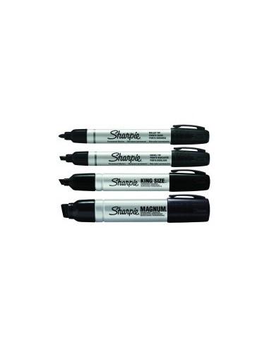 Marqueurs corps metal vrac - réf.:s0949850 désignation:1 marqueur magnum noir couleur:mine:
