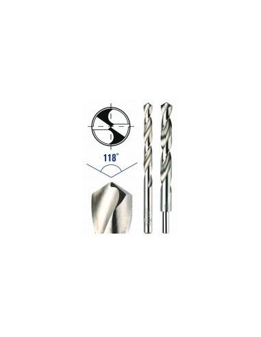 Forets a metaux hss pro tailles meules sur carte -  désignation:3 forets diamètre:3,0 mm longueur:61 / 33 mmdiamètre queue: