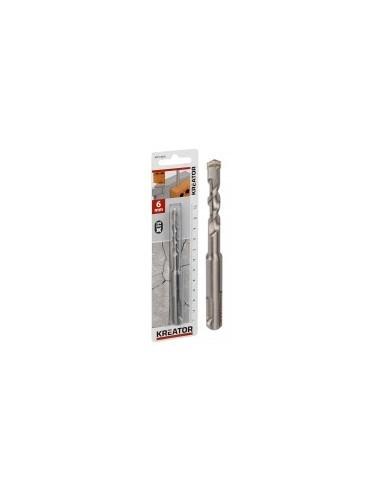 Meches beton sds+ etui -  désignation:1 mèche diamètre:22,0 mm longueur:260 / 190 mm