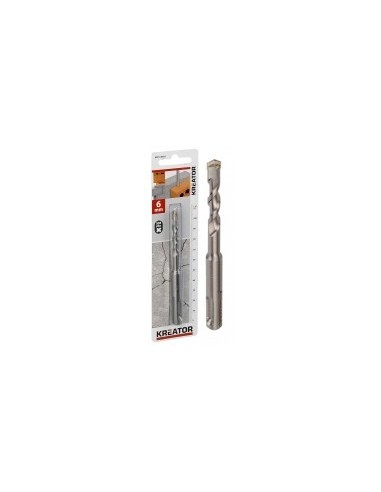 Meches beton sds+ etui -  désignation:1 mèche diamètre:24,0 mm longueur:260 / 190 mm