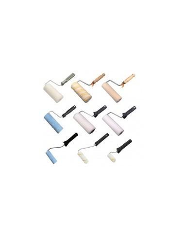 Rouleaux a peindre vrac - utilisation:peinture mate / satinée largeur:180 mmcaractéristiques:fibres polyester 12mmmanche:polypr