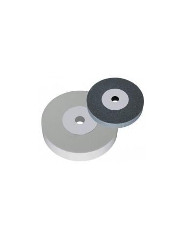 Meules pour touret boîte -  désignation:meule corindon blanc dimensions:200 x 40 x 20 mm grain:150