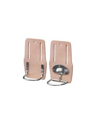 Porte-marteaux étiquette cavalier - caractéristiques:110 x h. 170 mm - support fixe