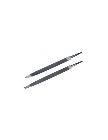 Tiers point boîte -  taille:effilé longueur:100 mm largeur:6,2 mm type:angles vifs