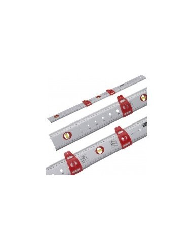 Regle aluminium multifonctions vrac -  désignation:750 mm