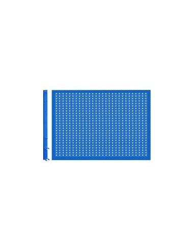Panneau mural perfore pro et accessoires vrac -  désignation:crochet - bcaractéristiques:nylon - droit 30 mm