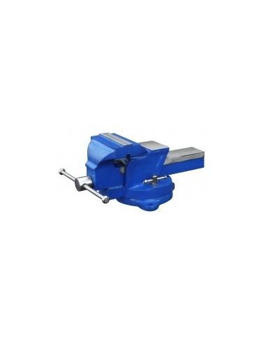 Etau en fonte boîte - largeur mors:125 mmouverture:130 mm poids:7,0 kg