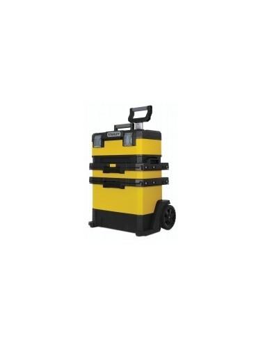 Servante bimatiere vrac - réf.: dimensions:568 x 389 x h. 730 mm