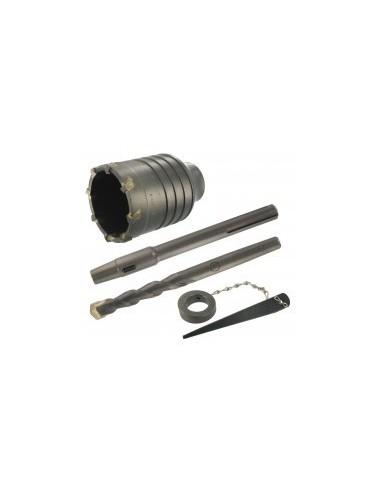 Trepans carbure cone / sdsmax libre service - réf.: désignation:porte-trépan sdsmax / cône 220 mm longueur: