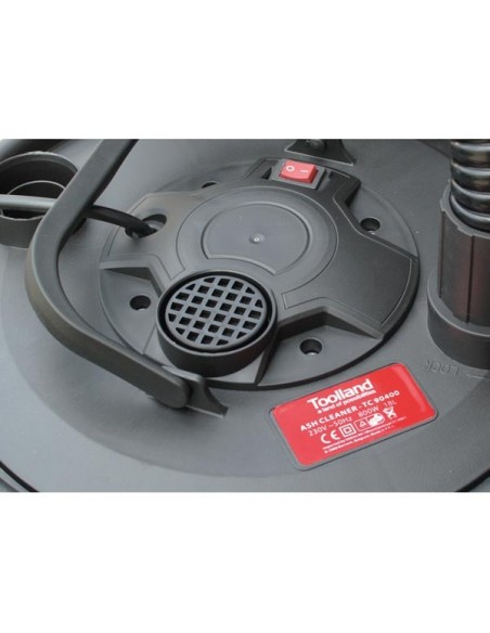 Aspirateur à cendres de cheminée 800w - 18 litres