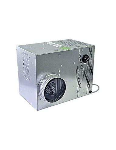 Groupe de ventilation 600m3 air chaud et filtre intégré COMBI-FILTRE