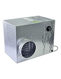 Groupe de ventilation 400m3 air chaud et filtre intégré COMBI-FILTRE