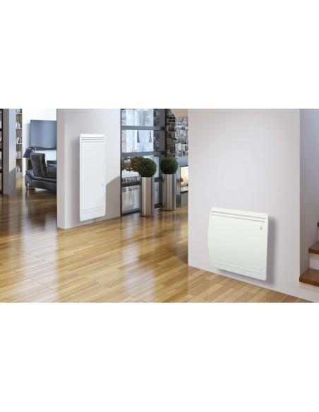 Radiateur à inertie ACTIFONTE smart ecocontrol horizontal