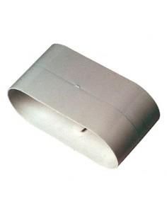 Gaine Vmc Extra Plate Souple Pvc Diamètre ø125 Mm Longueur 6