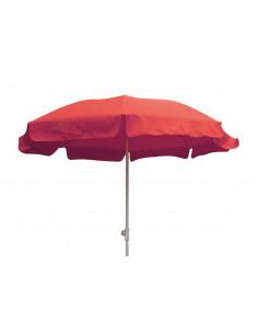 Parasol Toile Polyester Brique