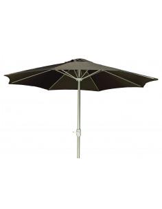 Parasol 3m / Manivelle Noir