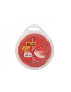 Coque fil nylon rond OZAKI - Longueur: 12m