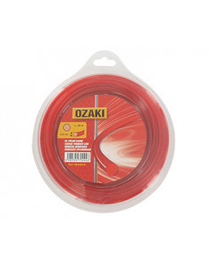 Coque fil nylon rond OZAKI - Longueur: 215m