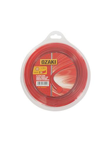 Coque fil nylon rond OZAKI - Longueur: 46m