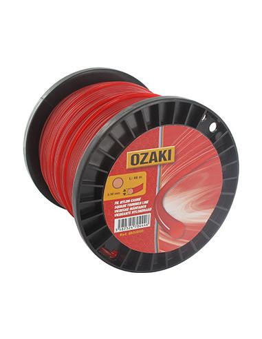 Bobine fil nylon rond OZAKI - Longueur: 30m