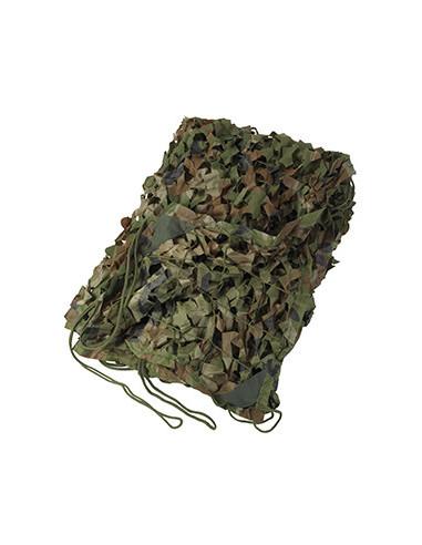 Filet de camouflage de 2 x 3m
