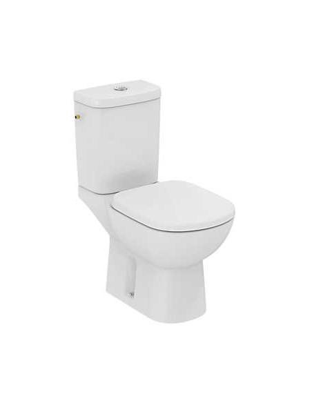 pack wc complet kheops sortie verticale ideal standard. Black Bedroom Furniture Sets. Home Design Ideas