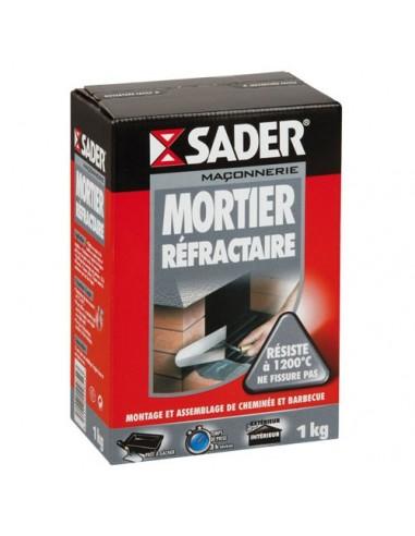 Mortier Refractaire  1kg Sader