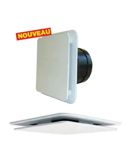 ref 855016 bouche vmc 125 d 39 extraction et d 39 insufflation. Black Bedroom Furniture Sets. Home Design Ideas
