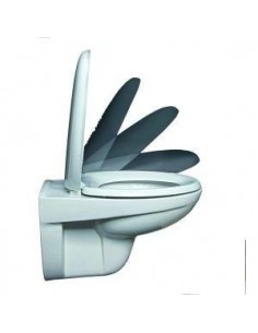 Abattant pour WC frein de chute Silencéo