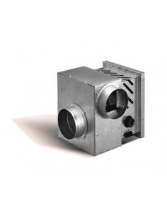 Caisson de distribution d'air chaud 320m3/h difuzair de NATHER