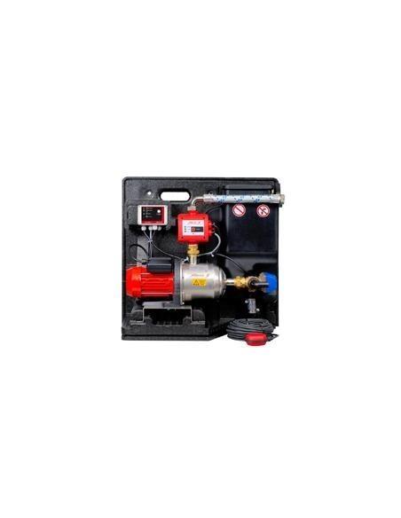 Pompe systéme de récuperation d'eau de pluie RECUPEO