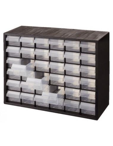 Casier de rangement 36 tiroirs
