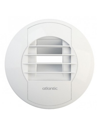 bouche d 39 extraction 10 45m3 h hygror glable atlantic. Black Bedroom Furniture Sets. Home Design Ideas