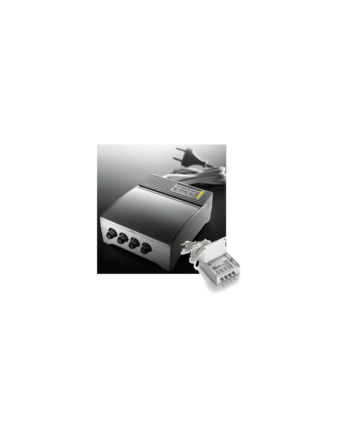 amplificateur d 39 antenne tv d 39 int rieur 1entr e 1 sortie. Black Bedroom Furniture Sets. Home Design Ideas