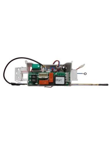 Thermostat électronique +1200w kitable mono ensemble ACI+ pacific dedietrich thermor