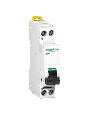 Disjoncteur DT40 1P+N 10A COURBE C