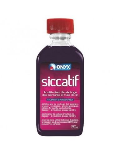 Siccatif sans plomb vg bouteille 190 ml