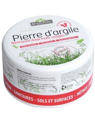 Pierre d'argile bg 300 g