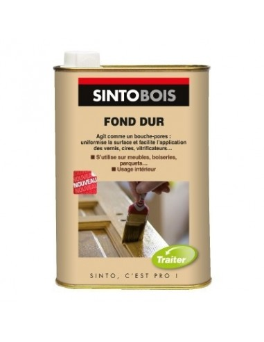 Fond dur antiquaire incolore vg bidon 500 ml