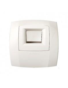 Bouche salle de bain 80 hygroréglable de VMC, automatique ALDES