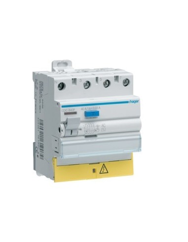 Interrupteur differentiel AC  25A 30 mA HAGER