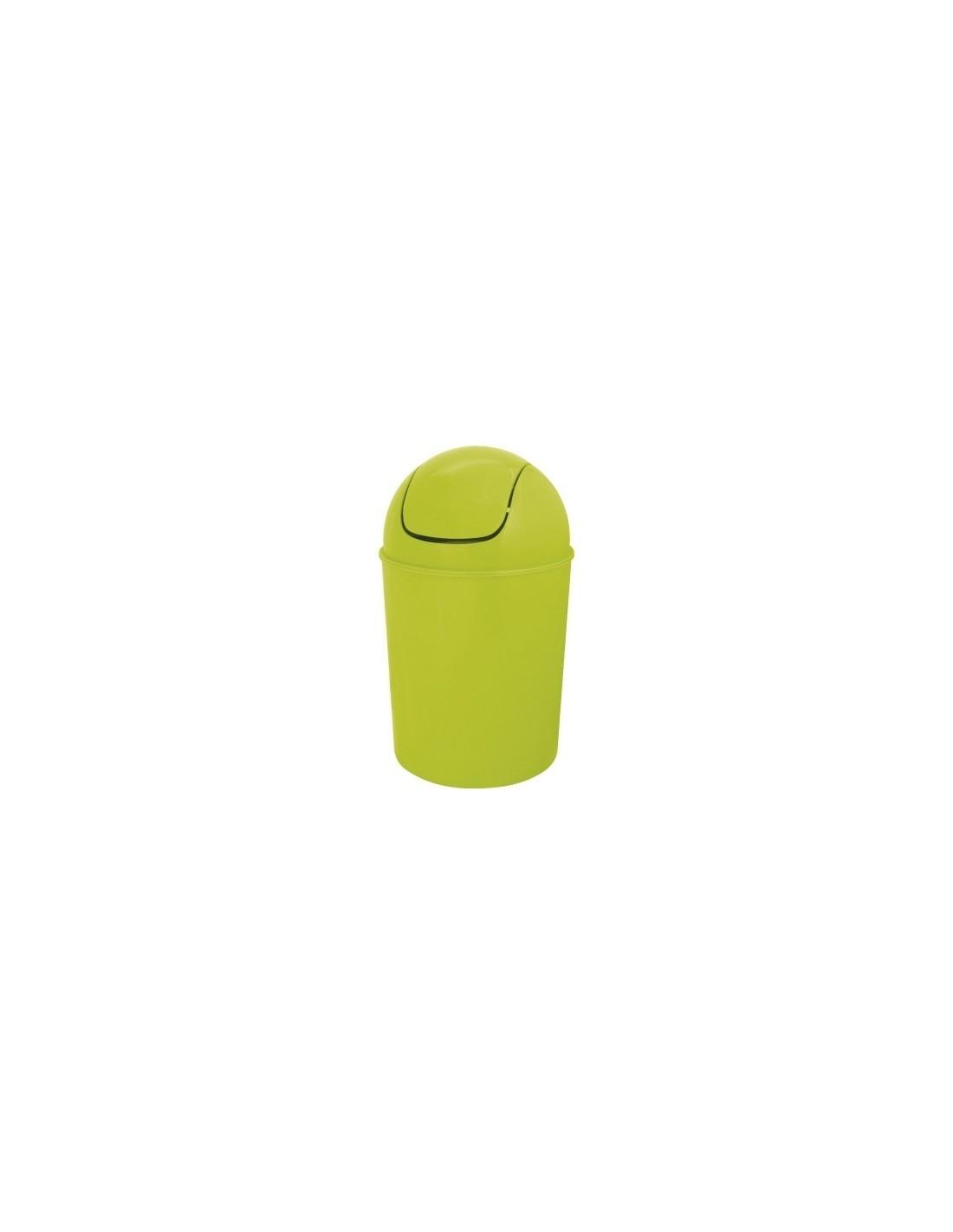 Poubelle couleur sweet vert anis - Poubelle cuisine vert anis ...