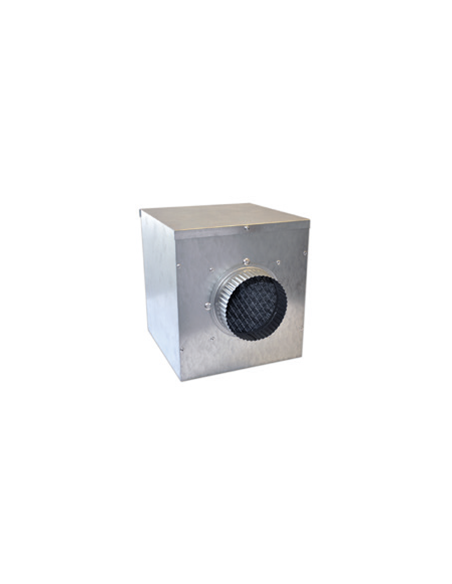 Caisson filtre Ø125 recup'air