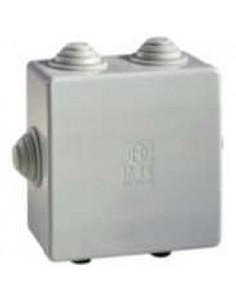 Boite de dérivation carré étanche 80x80