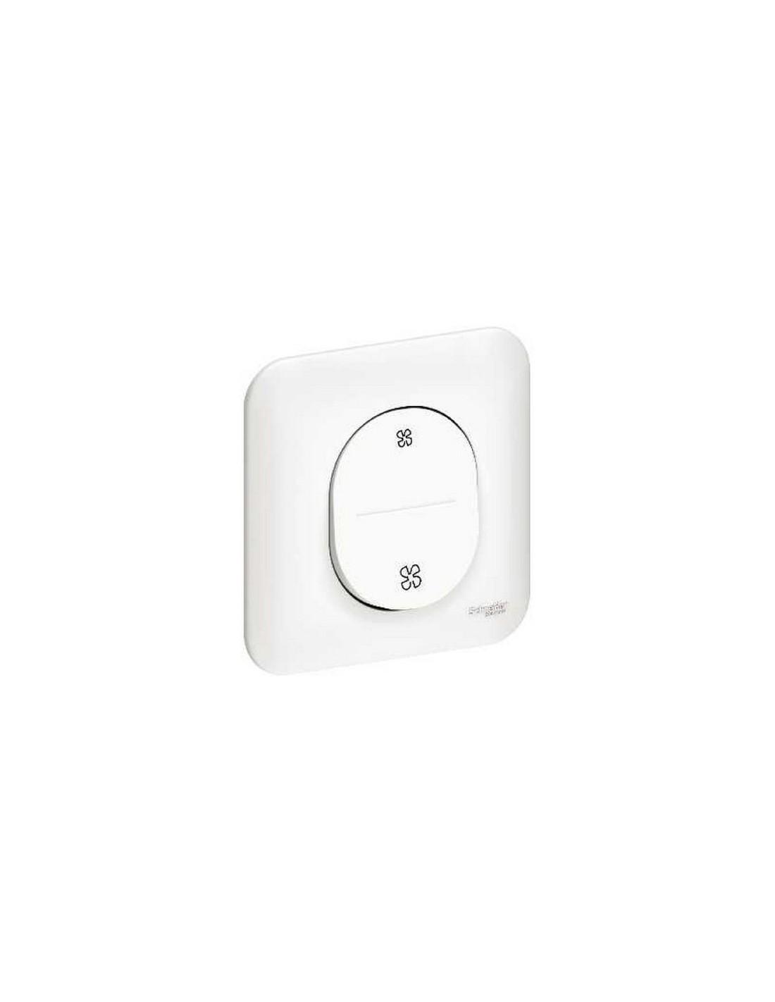 ovalis interrupteur pour vmc 2 vitesses sans arr t. Black Bedroom Furniture Sets. Home Design Ideas
